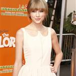 Taylor Swift at the LA premiere of The Lorax 106511