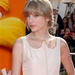 Taylor Swift at the LA premiere of The Lorax 106516