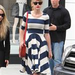 Taylor Swift out in Beverly Hills 112216