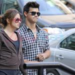 Nikki Reed and Taylor Lautner catch up in Vancouver before Eclipse  44222