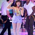 Carly Rae Jepsen at the 2012 Teen Choice Awards  121358