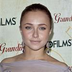 Hayden Panettiere at the premiere of Temple Grandin 54202