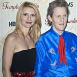 Claire Danes and Temple Grandin at the premiere of Temple Grandin 54204