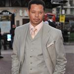 Terrence Howard at the London premiere of Iron Man  19808