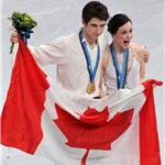 Best of 2010: Tessa Virtue and Scott Moir win Ice Dance at Olympics in Vancouver  74772