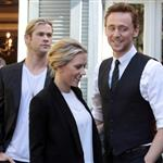Chris Hemsworth, Scarlett Johansson, Mark Ruffalo and Tom Hiddleston attend 'The Avengers' photocall in Rome 112111