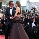 Angelina Jolie and Brad Pitt rule the red carpet at the Tree of Life Cannes premiere  85505