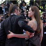 Angelina Jolie and Brad Pitt rule the red carpet at the Tree of Life Cannes premiere  85509