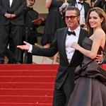 Angelina Jolie and Brad Pitt rule the red carpet at the Tree of Life Cannes premiere  85521