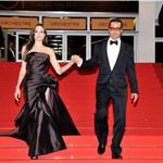 Angelina Jolie and Brad Pitt rule the red carpet at the Tree of Life Cannes premiere  85532