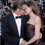 Angelina Jolie and Brad Pitt rule the red carpet at the Tree of Life Cannes premiere  85537