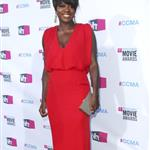 Viola Davis at the 2012 Critics' Choice Awards  102604