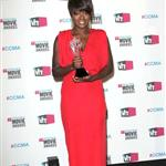 Viola Davis at the 2012 Critics' Choice Awards  102607