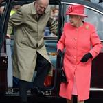 Queen Elizabeth II and Prince Philip visit Chester Zoo as part of her tour of the North West in Chester, England 114833