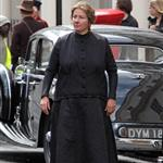 Emma in London last week shooting Nanny McPhee and the Big Bang 43344