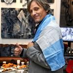 Viggo Mortensen attends the Guess Portrait Studio during TIFF 125775