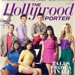 Glee cast covers THR for NY episode 85228