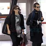 Marion Cotillard, Guillaume Canet, Minnie Driver, and Gemma Arterton leave Toronto.  Photos from Punkd Images.  68784