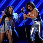 Tina Turner Beyonce perform together at Grammys 17242