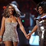 Tina Turner Beyonce perform together at Grammys 17240