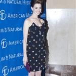 Anne Hathaway Tina Fey Kristen Wiig at American Museum of Natural History gala 73324
