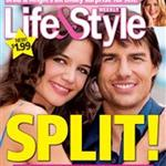 Tom Cruise Katie Holmes split Life and Style cover 19489