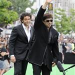 Bobby Deol and Sunny Deol at IIFA Awards 2011 88546