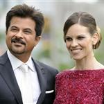 Anil Kapoor and Hilary Swank at IIFA Awards 2011 88552