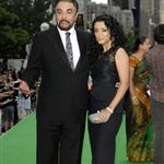 Kabir Bedi and Parveen Dusanj at IIFA Awards 2011 88561