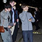 Carey Mulligan and Tobey Maguire go out to the Sydney Opera House in Australia 92773