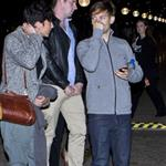 Carey Mulligan and Tobey Maguire go out to the Sydney Opera House in Australia 92774