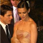 Tom Cruise presenting Katie Holmes 60431