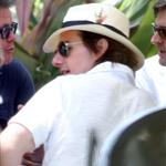 Tom Cruise celebrates 49th birthday with Katie, Suri, and Connor in Miami 89045