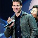 Tom Cruise during a fan meeting to promote his latest movie Mission Impossible - Ghost Protocol in Tokyo 99683