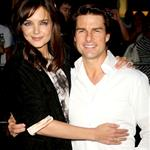 Tom Cruise and Katie Holmes go to the NY premiere of The Romantics  68336