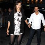Tom Cruise and Katie Holmes go to the NY premiere of The Romantics  68337