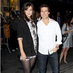 Tom Cruise and Katie Holmes go to the NY premiere of The Romantics  68338