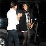 Tom Cruise and Katie Holmes go to the NY premiere of The Romantics  68339