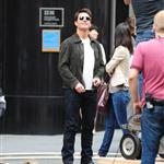 Tom Cruise shoots Oblivion in New York City 117392