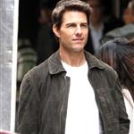 Tom Cruise on the set of Oblivion in New York 117612