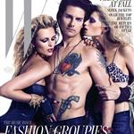 Tom Cruise W Magazine Rock Of Ages spread  114816