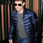 Tom Cruise leaving Annabel's private members club in Mayfair London 126810