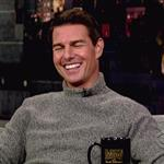 Tom Cruise on The Late Show with David Letterman 101315