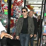 Tom Cruise in London after son Connor's DJ set at China White  124160