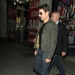 Tom Cruise in London after son Connor's DJ set at China White  124164