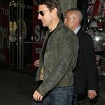 Tom Cruise in London after son Connor's DJ set at China White  124169