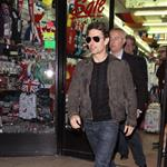 Tom Cruise in London after son Connor's DJ set at China White  124170