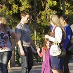 Tom Cruise takes Suri to Disneyland 103825
