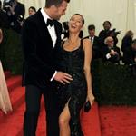 Gisele Bundchen & Tom Brady at the Met Gala 2012 113786
