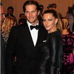 Gisele Bundchen and Tom Brady at the Costume Institute Gala 2010  60275